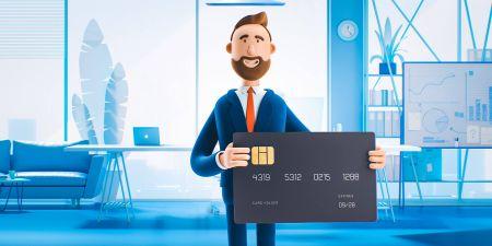 Các phương thức gửi tiền ExpertOption - Cách bạn có thể Gửi tiền vào Tài khoản ExpertOption của mình