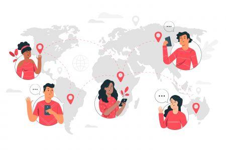 Giao dịch xã hội ExpertOption - Cách sử dụng?