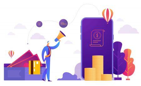 Cách mở tài khoản và rút tiền tại ExpertOption
